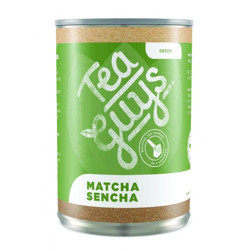 Matcha Sencha - 2 oz. Tin