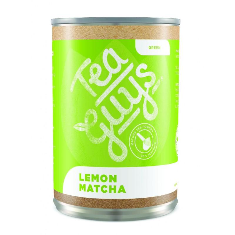 Lemon Matcha - 2 oz. Tin