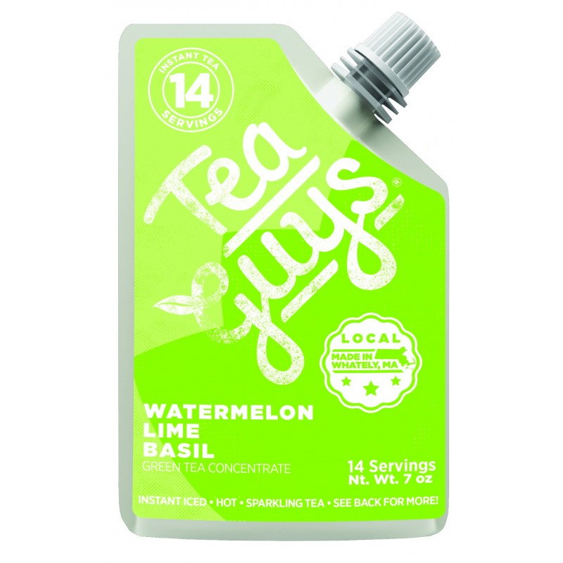 Watermelon Lime Basil - 7oz. Concentrate Pouch