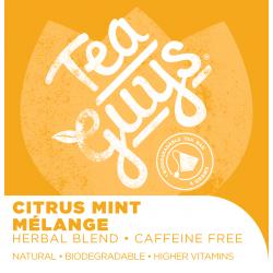 Citrus Mint Melange
