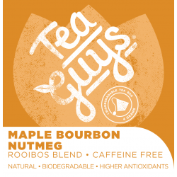 Maple Bourbon Nutmeg (Eggnog)