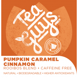 Pumpkin Caramel Cinnamon (pumpkin pie)