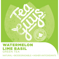 Watermelon Lime Basil
