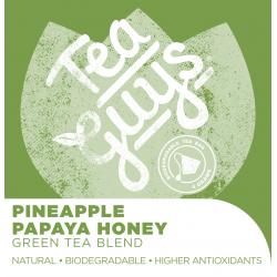 Pineapple Papaya Honey