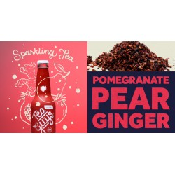 Pomegranate Pear Ginger