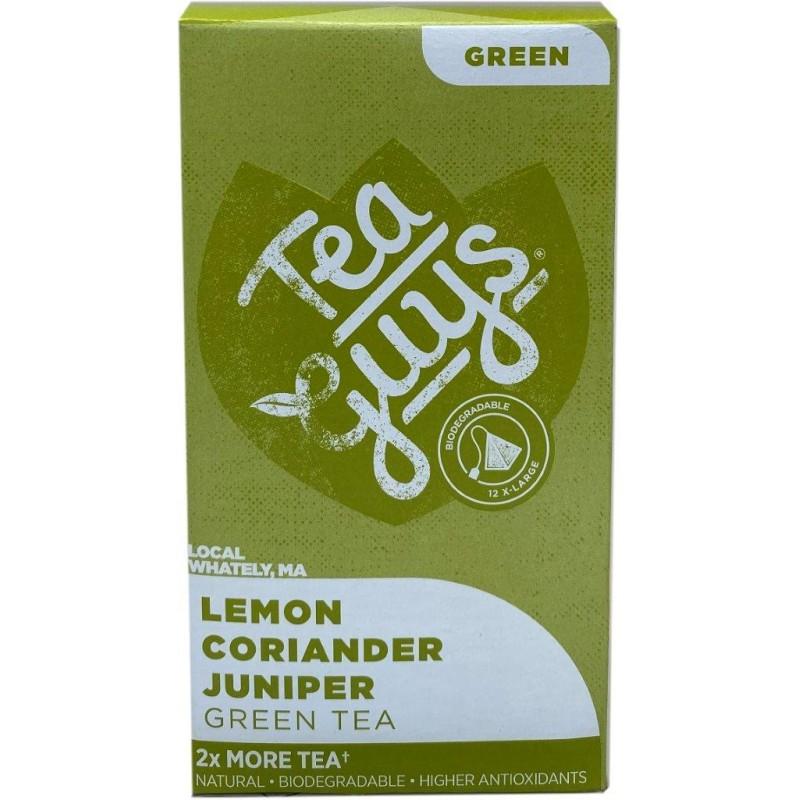Lemon Coriander Juniper