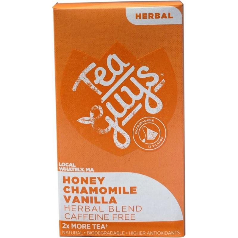 Honey Chamomile Vanilla